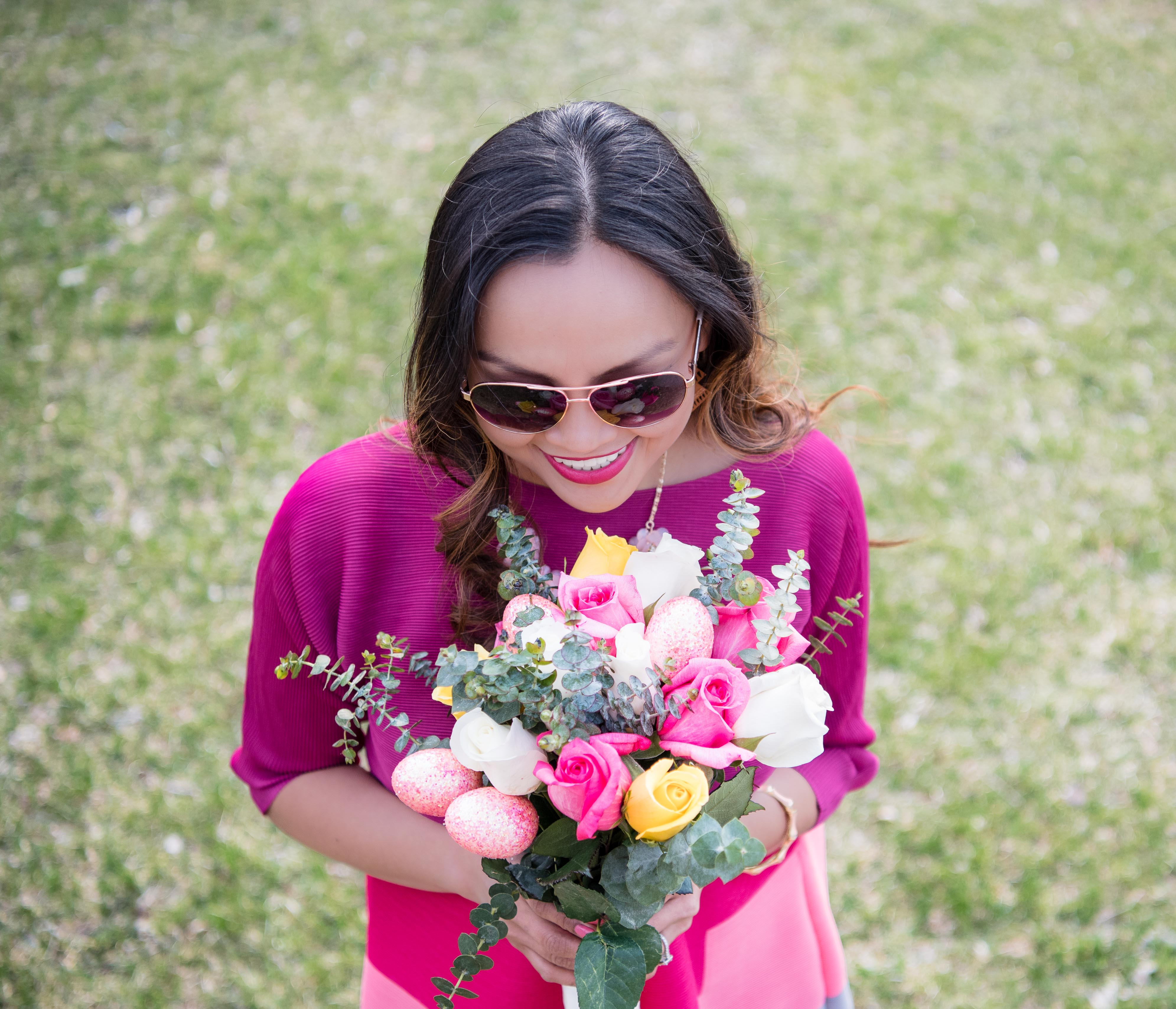 Pretty in Pink Dresses for Spring